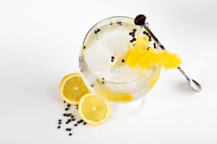 Fan van gin, maar niet van alcohol? Bestel je gin dan alcoholvrij!